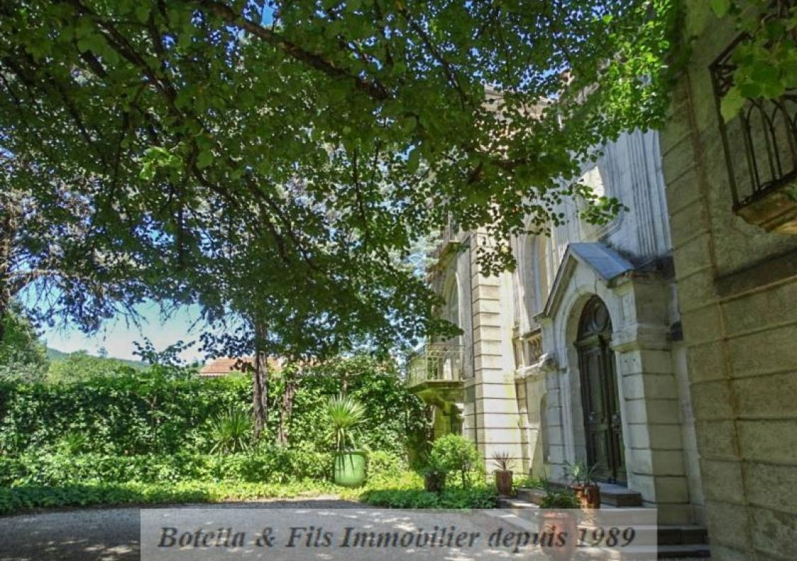 For sale Barjac 3014718716 Botella et fils immobilier prestige