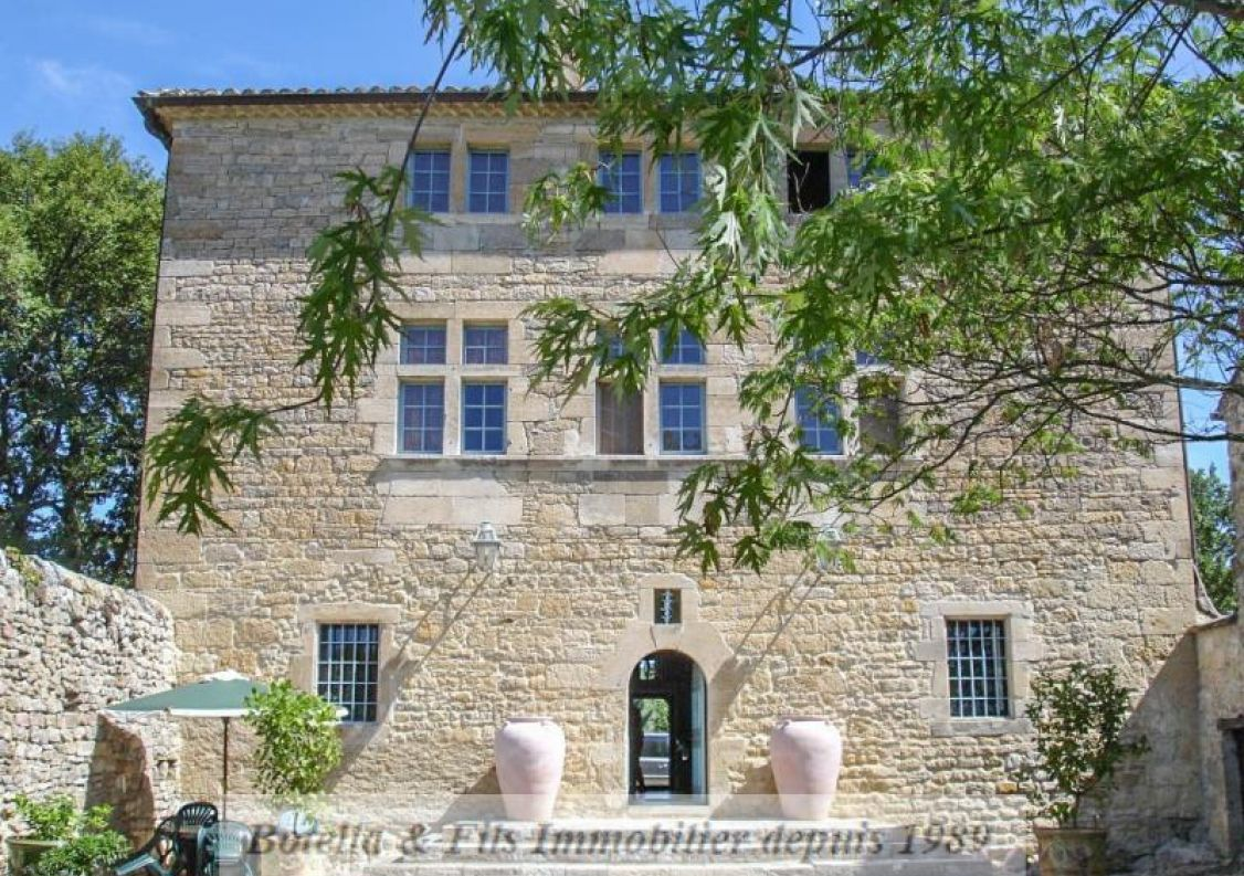 For sale Ch�teau Uzes | R�f 3014718741 - Botella et fils immobilier prestige