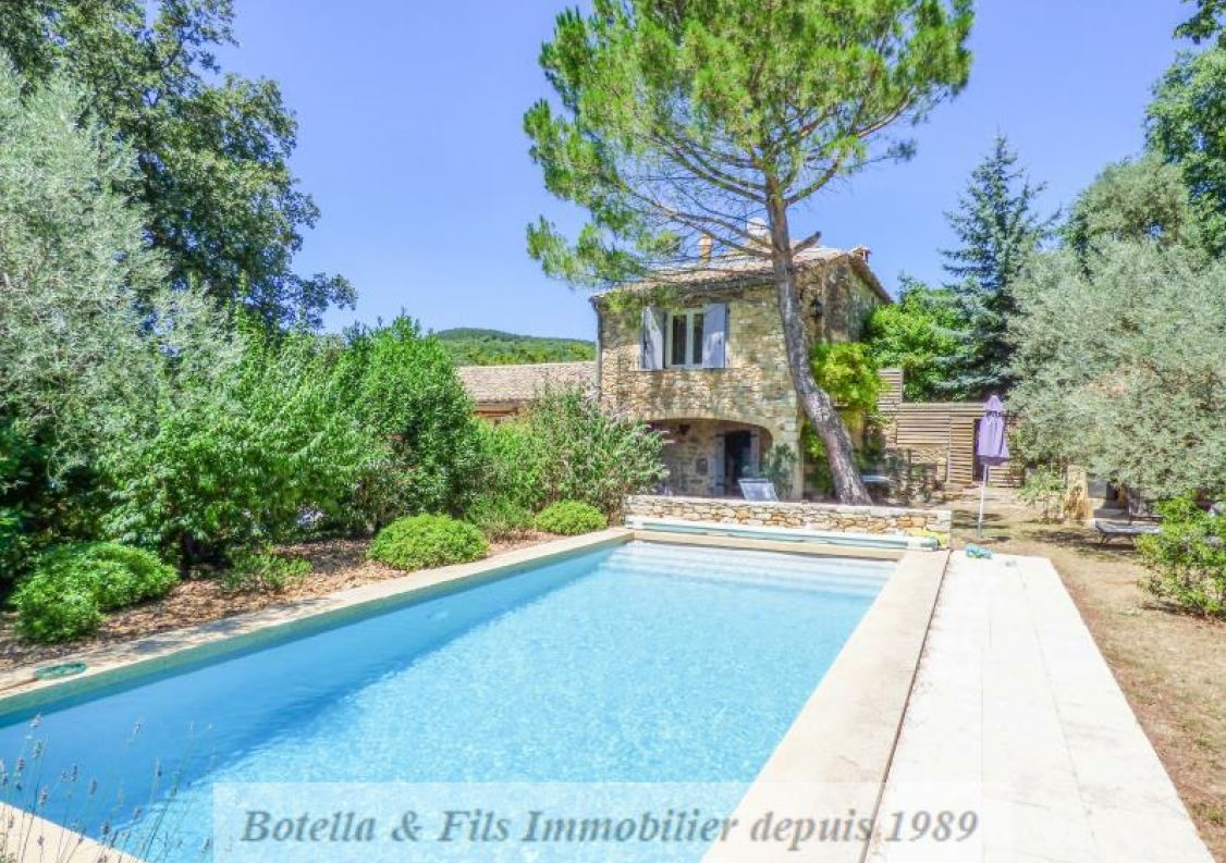 A vendre Uzes 3014718888 Botella et fils immobilier prestige