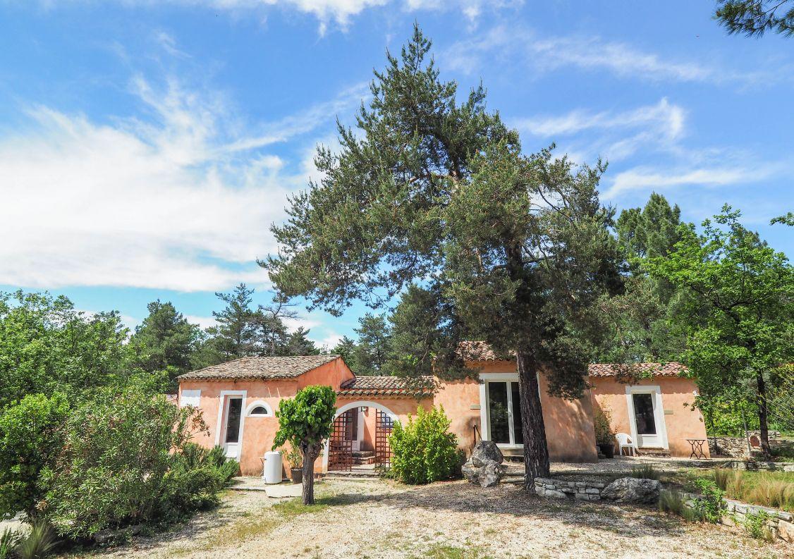 A vendre Maison contemporaine Barjac | Réf 3014718901 - Botella et fils immobilier prestige