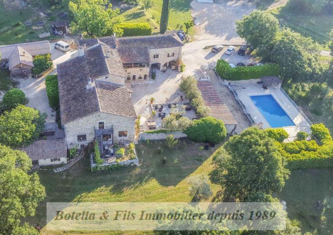 A vendre Uzes 3014718918 Botella et fils immobilier prestige
