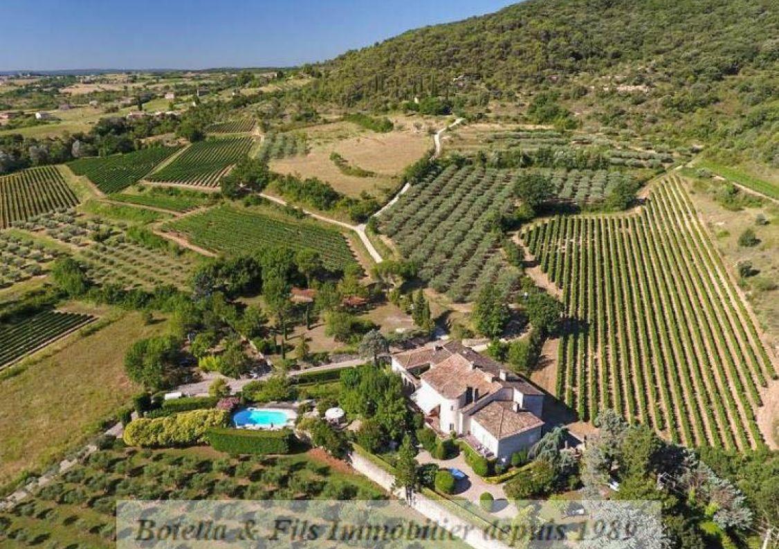 A vendre Barjac 3014718990 Botella et fils immobilier prestige