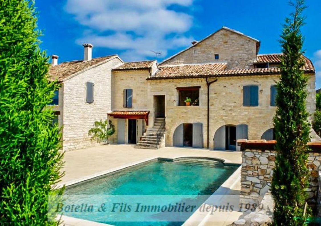 A vendre Barjac 3014719032 Botella et fils immobilier prestige