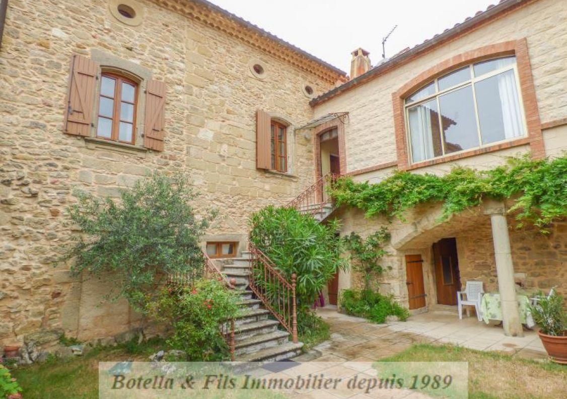 A vendre Demeure de ville et village Uzes   R�f 3014733336 - Botella et fils immobilier prestige