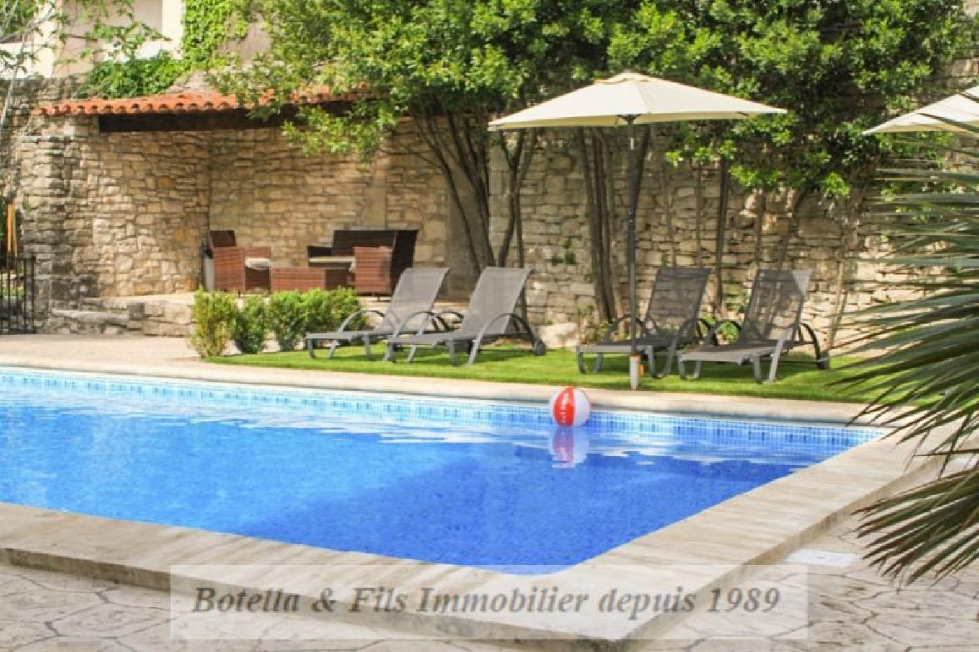 For sale Barjac 3014733939 Botella et fils immobilier prestige