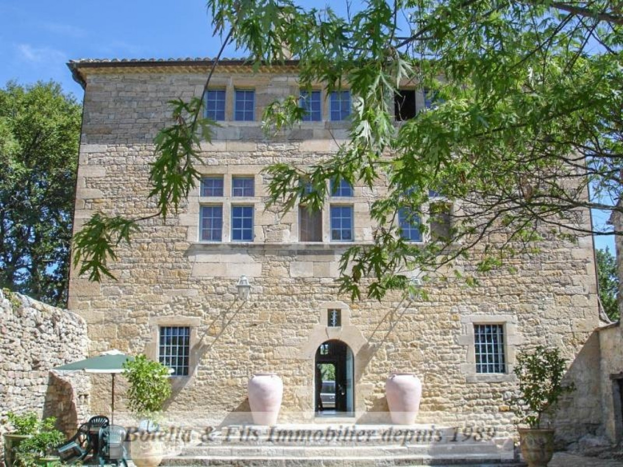 For sale Uzes 3014733951 Botella et fils immobilier prestige