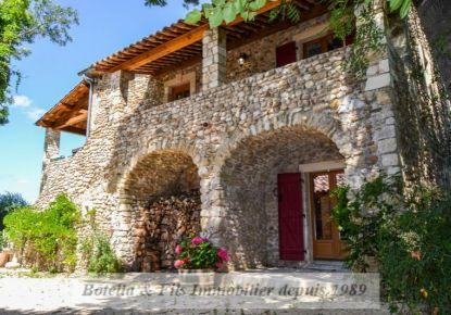 A vendre Barjac 3014733996 Adaptimmobilier.com