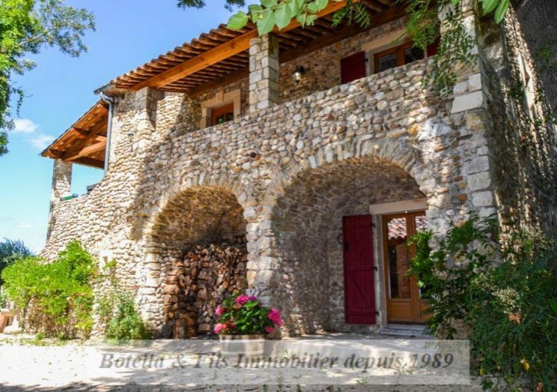 A vendre Barjac 3014733996 Botella et fils immobilier prestige