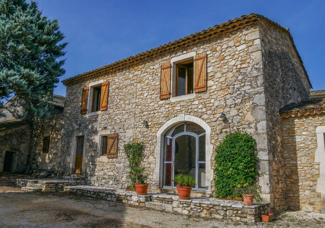 A vendre Goudargues 3014734361 Botella et fils immobilier prestige