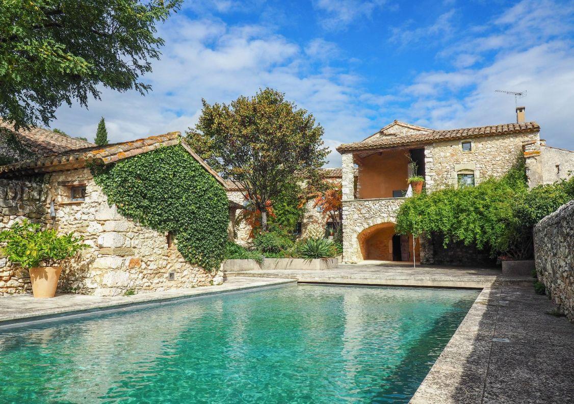 A vendre Uzes 3014734362 Botella et fils immobilier prestige
