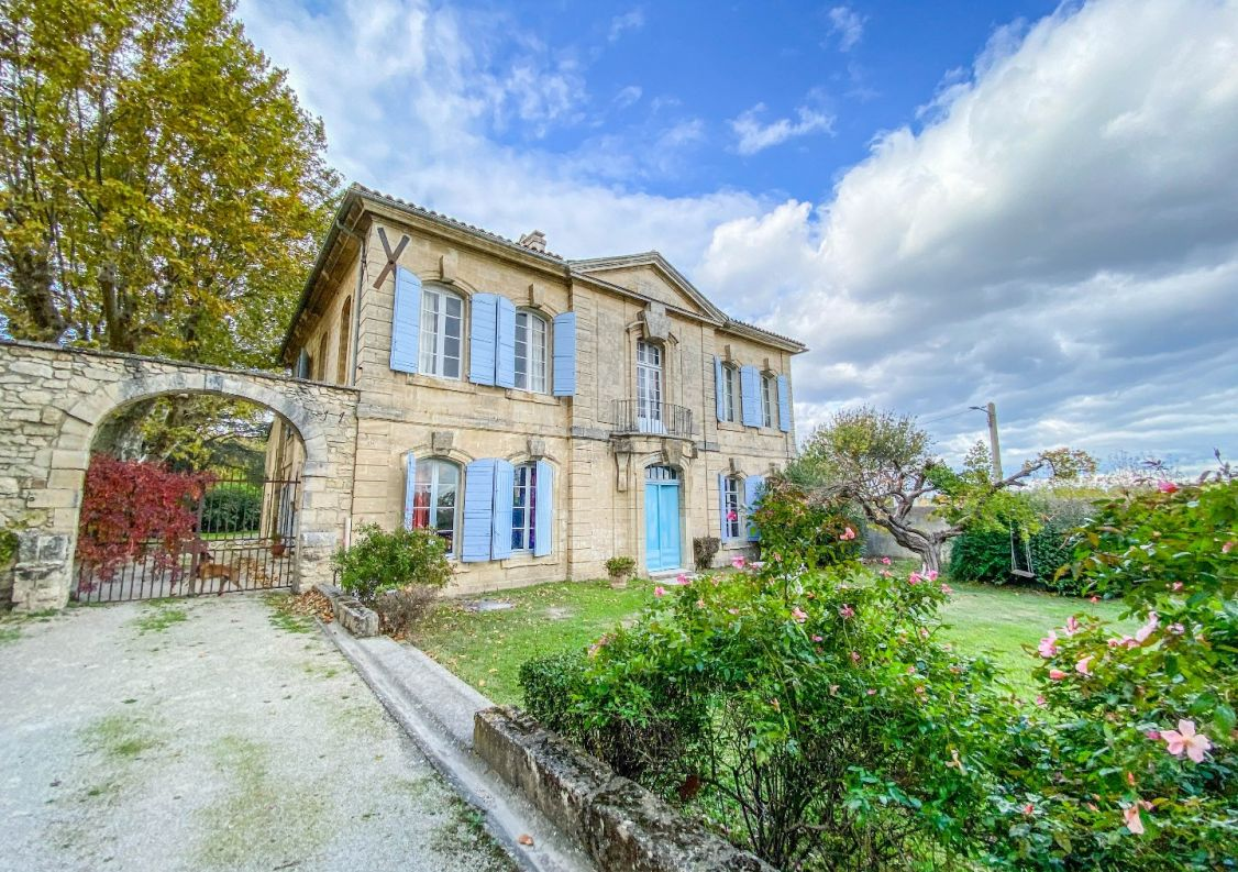 A vendre Château Saint Remy De Provence | Réf 3014734368 - Botella et fils immobilier prestige