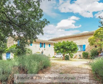 A vendre Barjac 3014734372 Botella et fils immobilier prestige