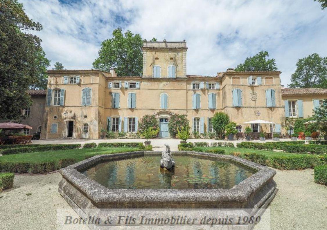 A vendre Château Avignon | Réf 3014734373 - Botella et fils immobilier prestige