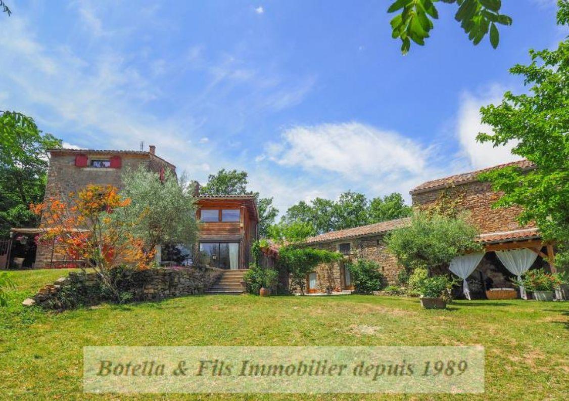 A vendre Barjac 3014734389 Botella et fils immobilier prestige