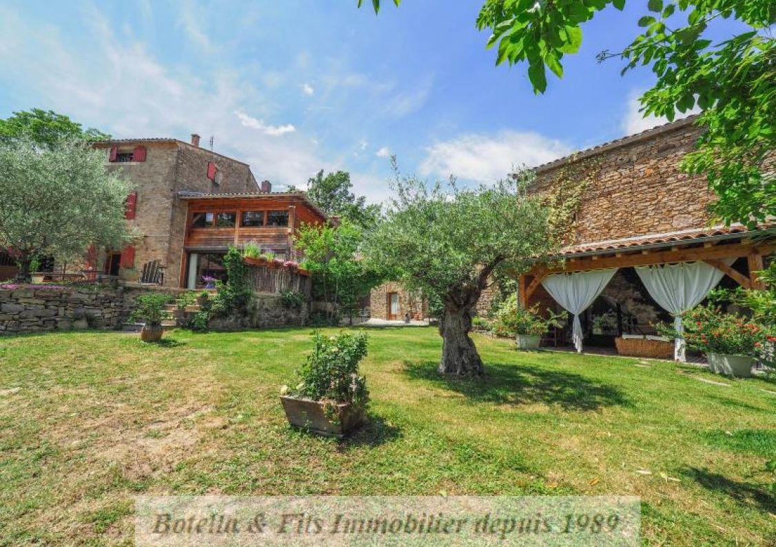 A vendre Mas Barjac | R�f 3014734389 - Botella et fils immobilier