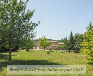 A vendre  Barjac | Réf 3014734400 - Botella et fils immobilier prestige