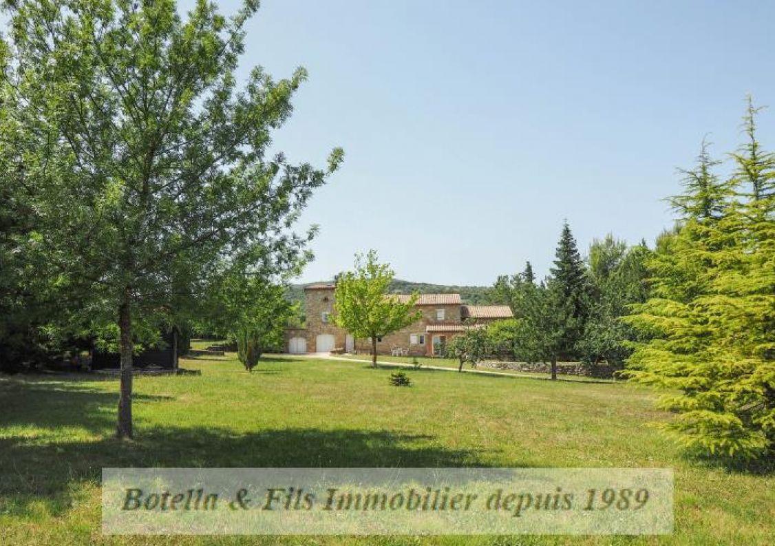 A vendre Barjac 3014734400 Botella et fils immobilier prestige