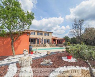 A vendre  Uzes | Réf 3014734405 - Botella et fils immobilier prestige