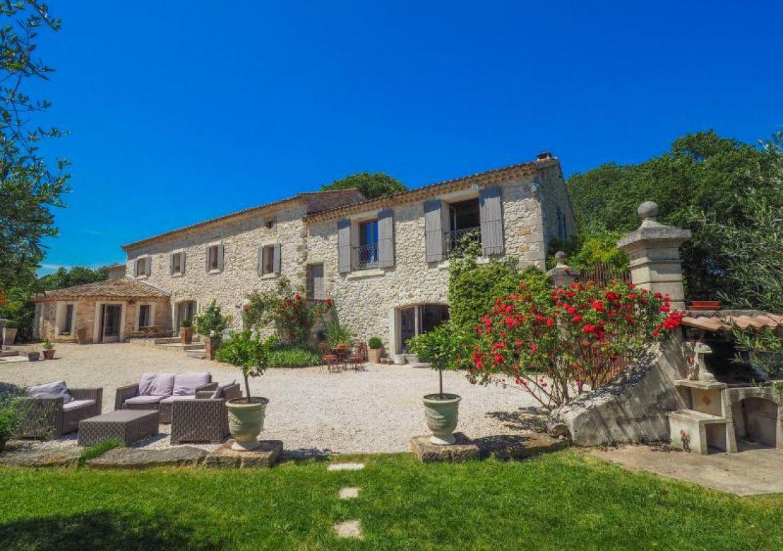 A vendre Mas Uzes | R�f 3014734406 - Botella et fils immobilier prestige