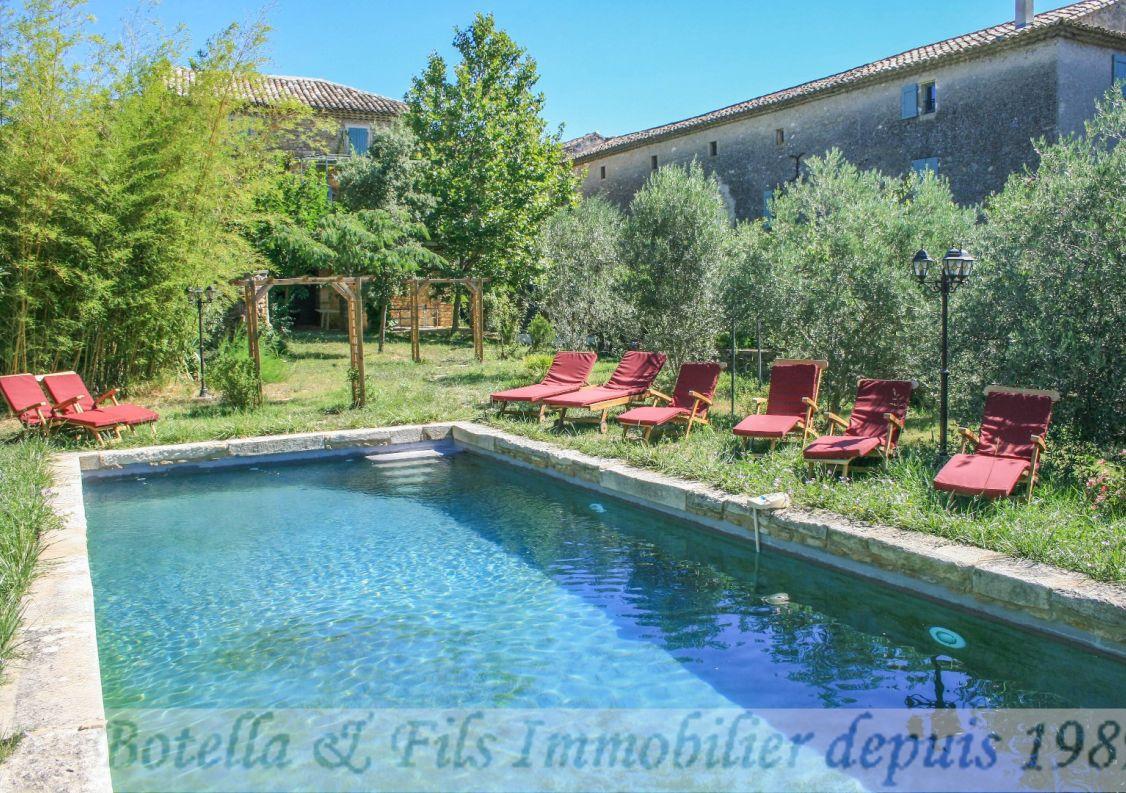 A vendre Mas Uzes | R�f 3014734429 - Botella et fils immobilier prestige