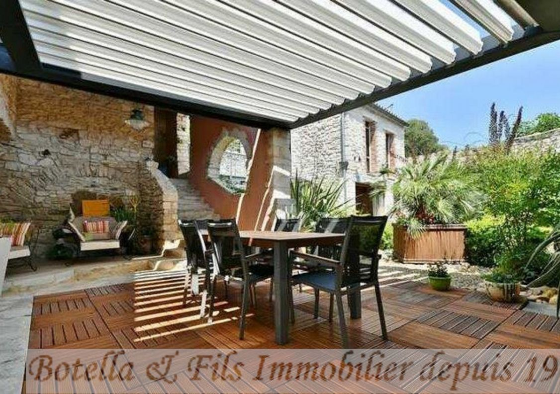 A vendre Demeure de ville et village Uzes | R�f 3014734432 - Botella et fils immobilier