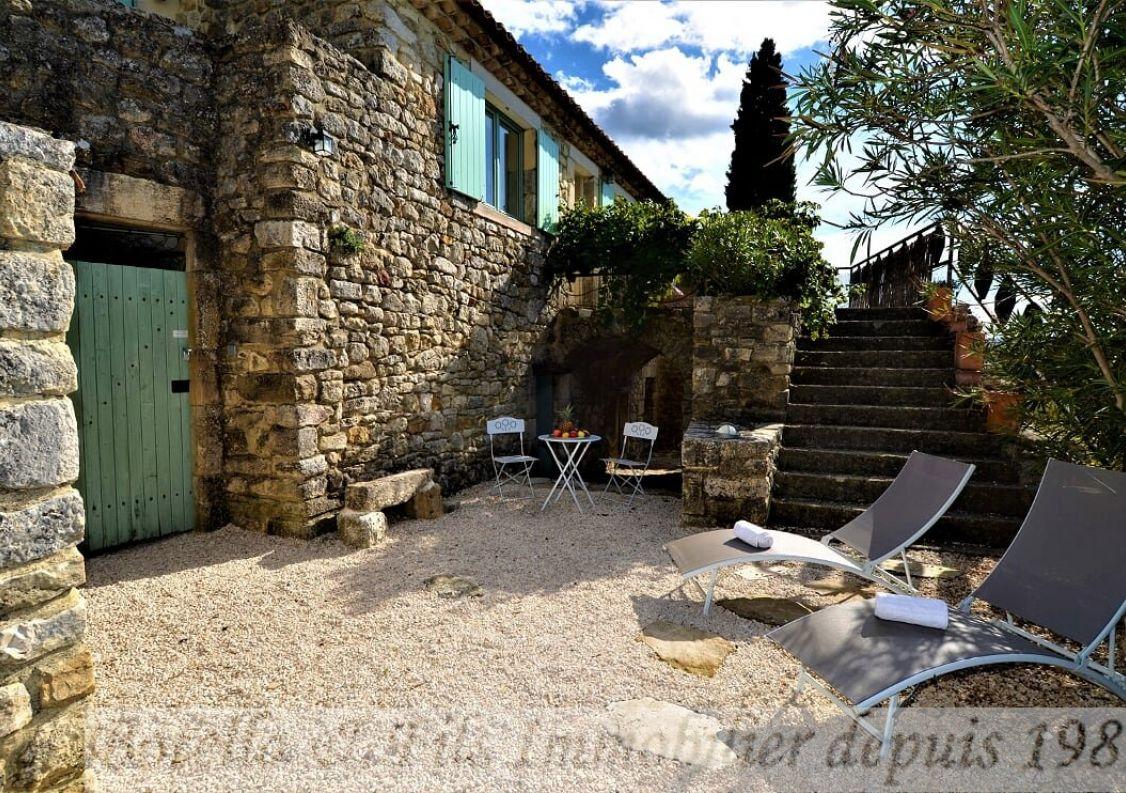 A vendre Demeure de ville et village Uzes | R�f 3014734441 - Botella et fils immobilier prestige