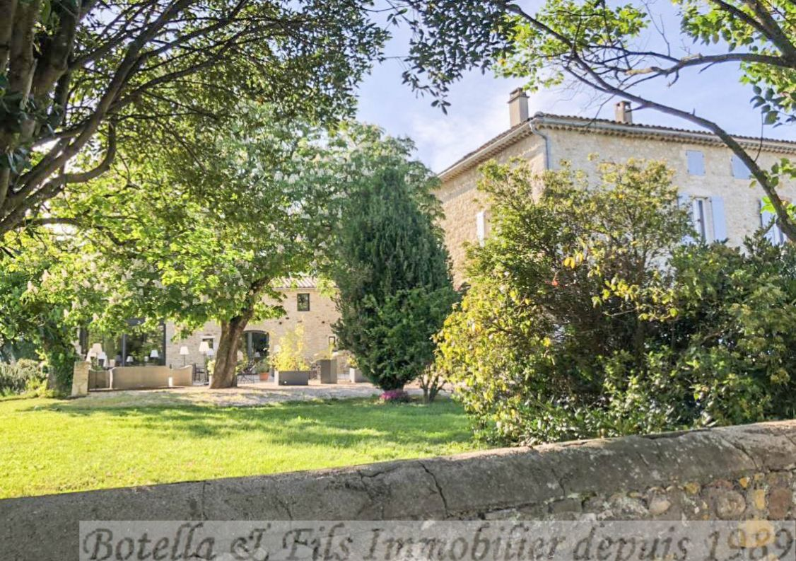 A vendre Mas Barjac | R�f 3014734474 - Botella et fils immobilier prestige