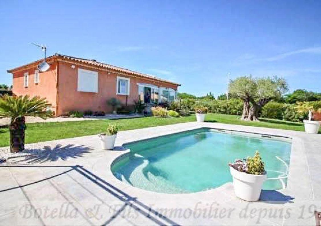 A vendre Maison contemporaine Barjac | Réf 3014734480 - Botella et fils immobilier prestige
