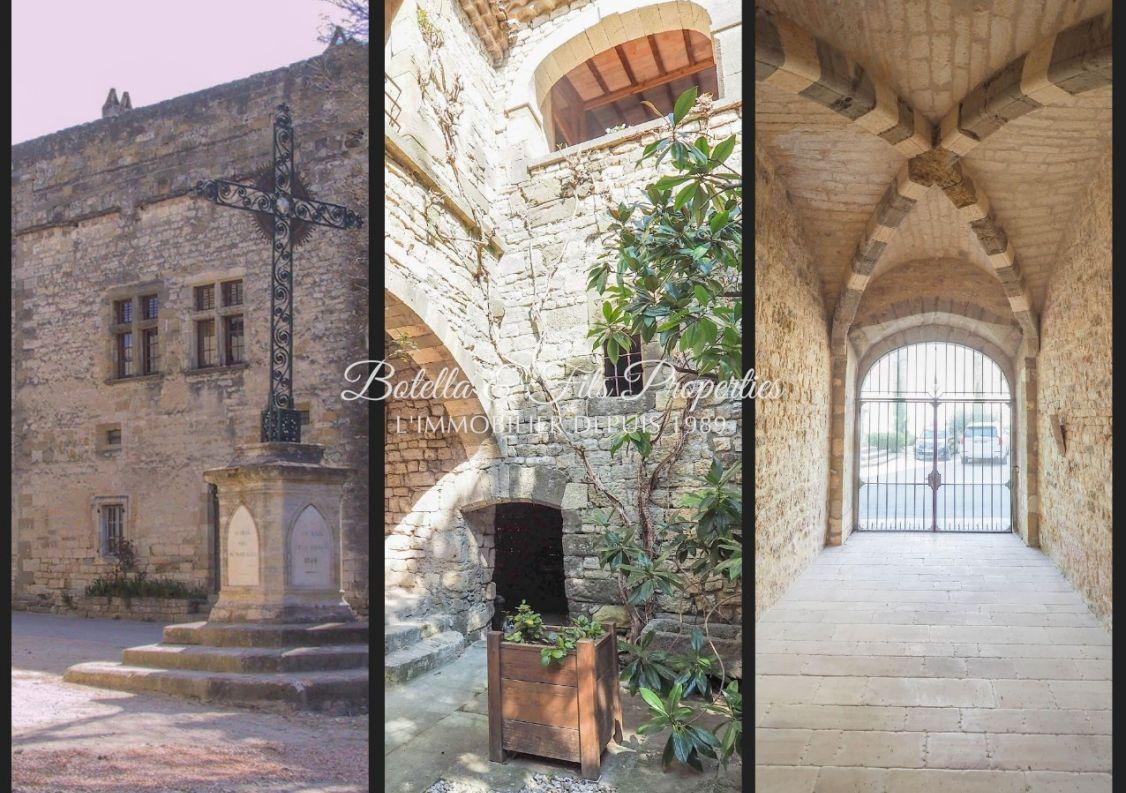 For sale Demeure de ville et village Uzes | R�f 3014734510 - Botella et fils immobilier prestige