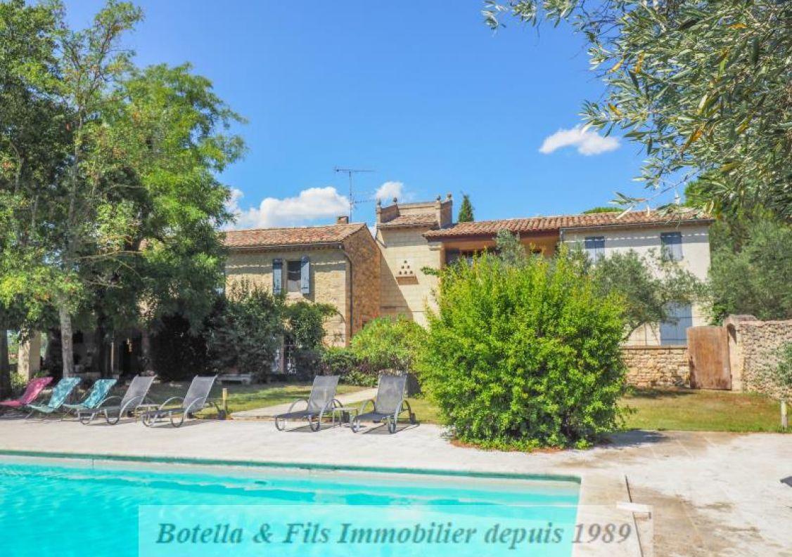 A vendre Mas Uzes   Réf 3014734517 - Botella et fils immobilier prestige