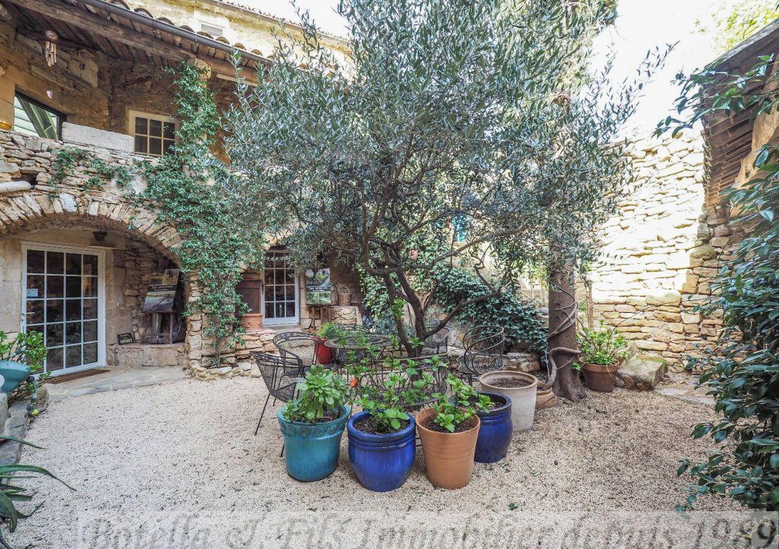 A vendre Demeure de ville et village Uzes | R�f 3014734520 - Botella et fils immobilier prestige