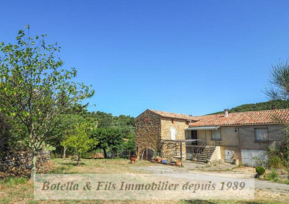 A vendre Mas Barjac | Réf 3014734524 - Botella et fils immobilier prestige
