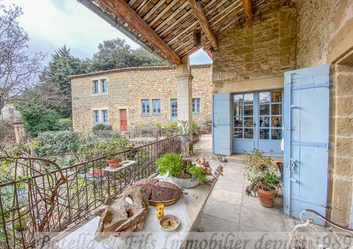 A vendre Demeure de ville et village Uzes | R�f 3014734528 - Botella et fils immobilier prestige