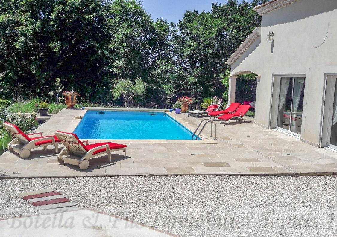 A vendre Maison contemporaine Barjac | Réf 3014734529 - Botella et fils immobilier prestige