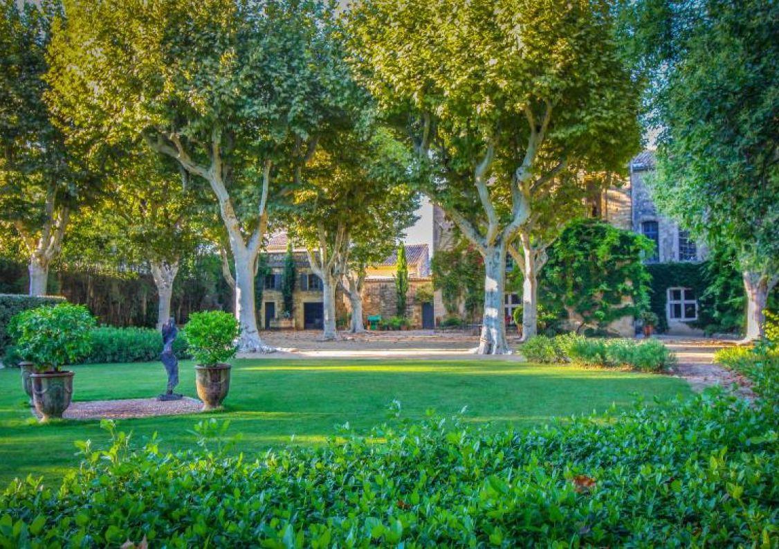 A vendre Château Uzes | Réf 3014734532 - Botella et fils immobilier prestige