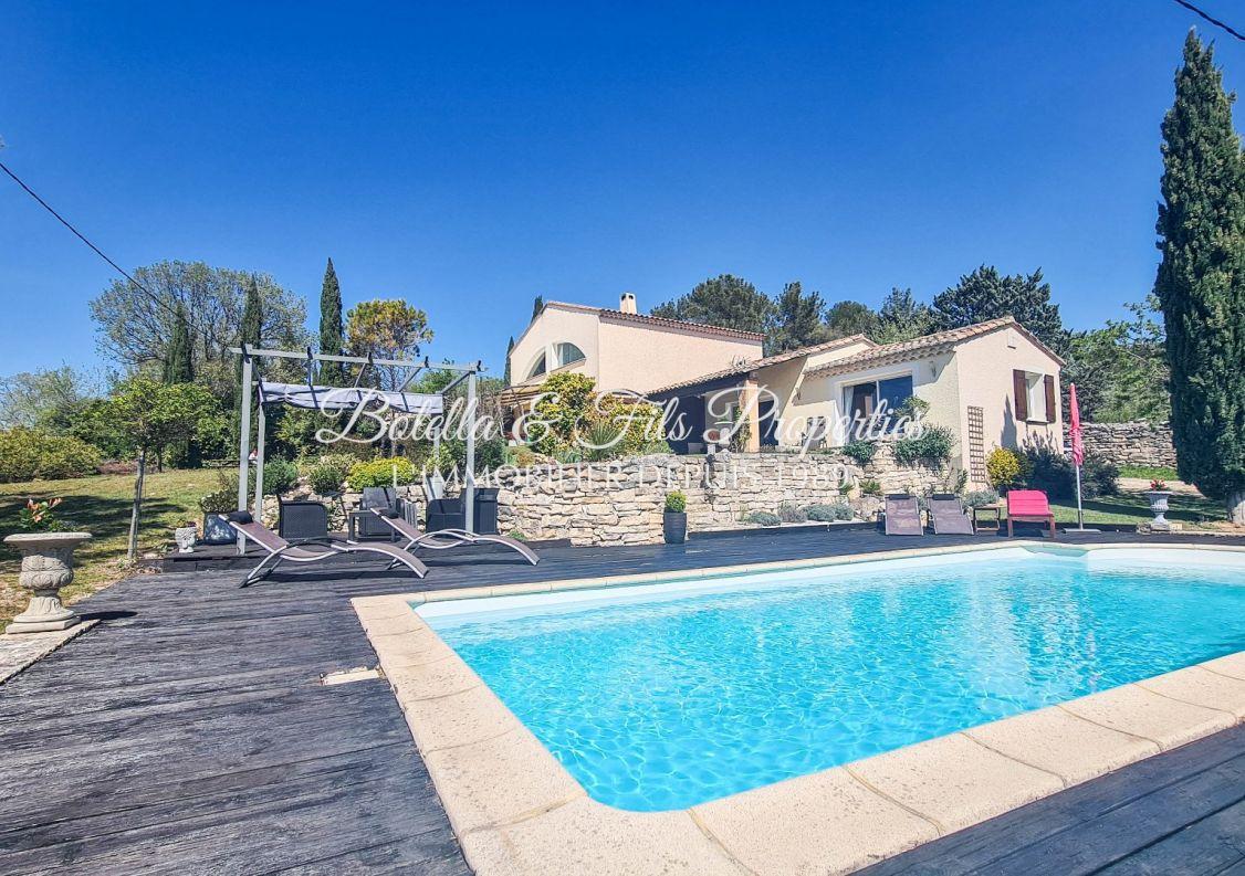 A vendre Maison contemporaine Barjac | Réf 3014734542 - Botella et fils immobilier prestige