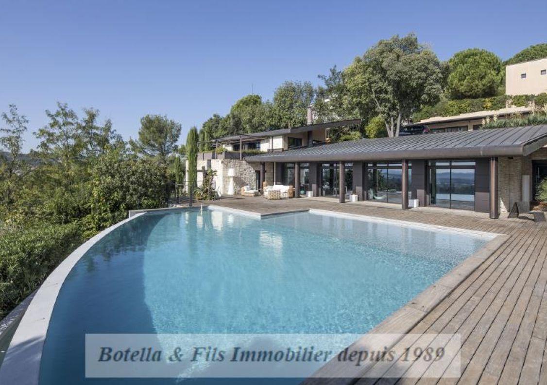 A vendre Maison contemporaine Villeneuve Les Avignon | Réf 3014734546 - Botella et fils immobilier prestige