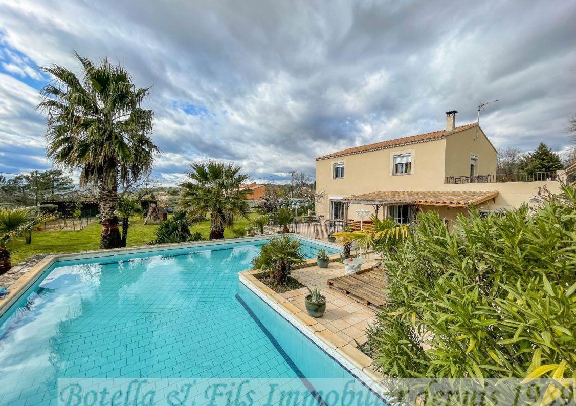 A vendre Maison contemporaine Goudargues | Réf 3014734558 - Botella et fils immobilier prestige