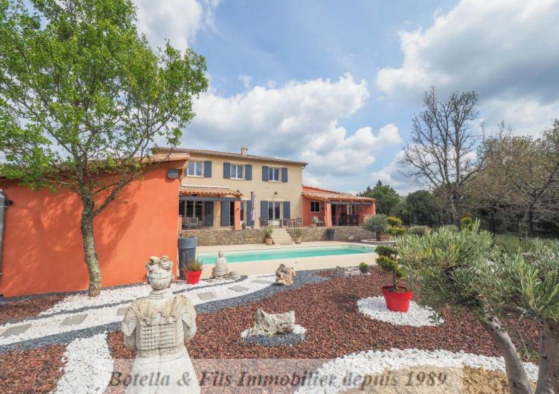 A vendre Maison contemporaine Uzes | Réf 3014734575 - Botella et fils immobilier prestige