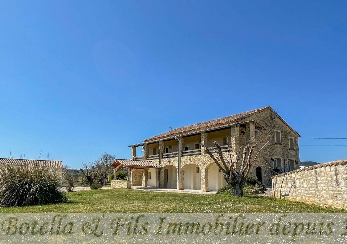 A vendre Mas Barjac | Réf 3014734595 - Botella et fils immobilier prestige
