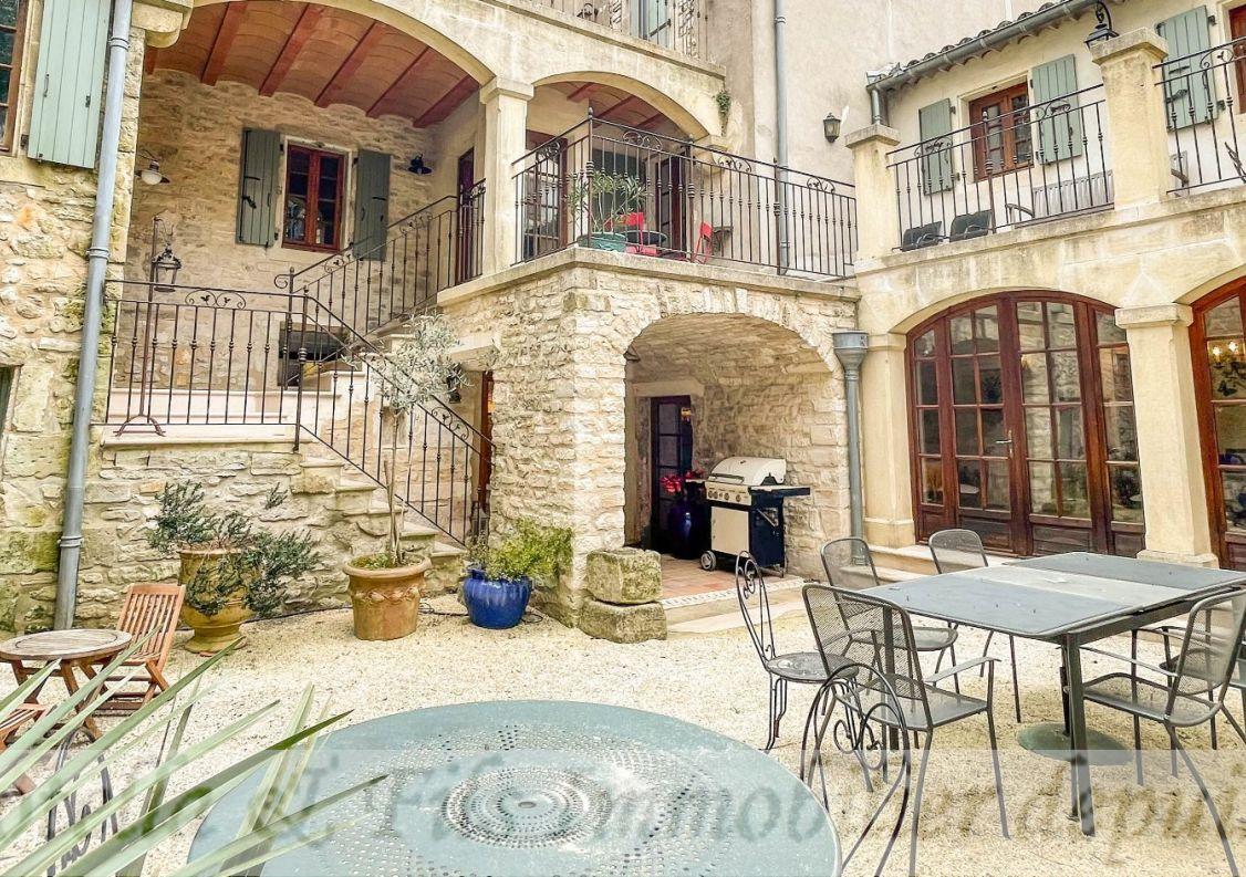 A vendre Demeure de ville et village Uzes | R�f 3014734598 - Botella et fils immobilier prestige