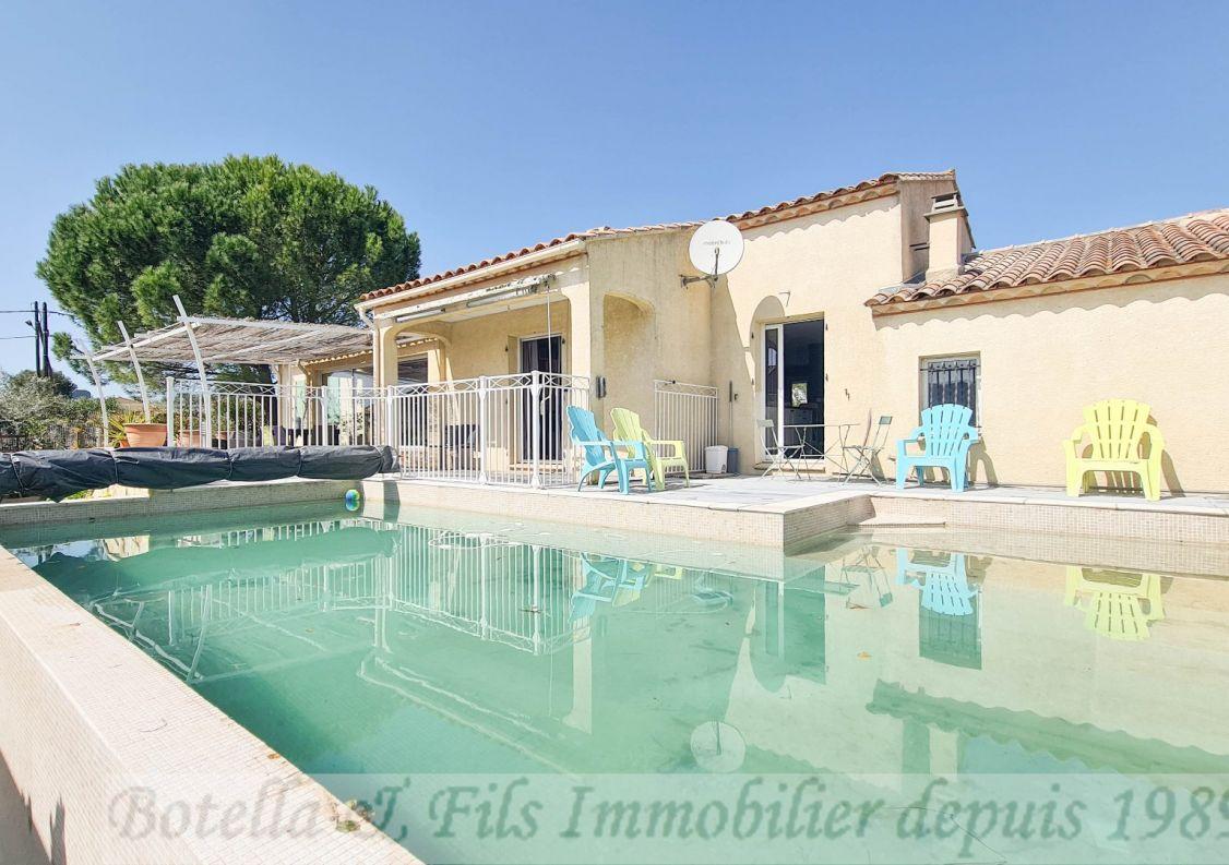 A vendre Maison contemporaine Goudargues | Réf 3014734599 - Botella et fils immobilier prestige