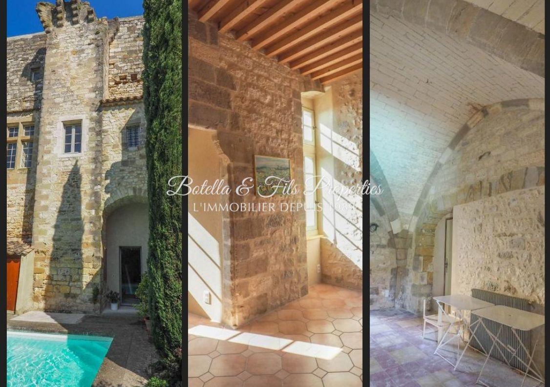 A vendre Château Uzes | Réf 3014734613 - Botella et fils immobilier prestige