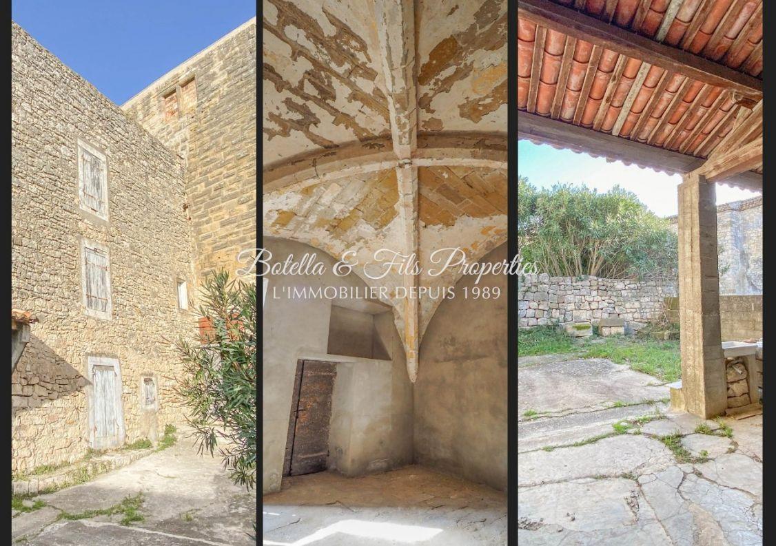 A vendre Demeure de ville et village Uzes | Réf 3014734614 - Botella et fils immobilier prestige