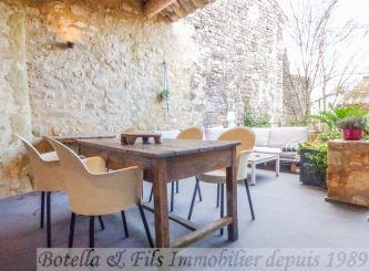 A vendre Maison de village Uzes | Réf 3014734617 - Portail immo
