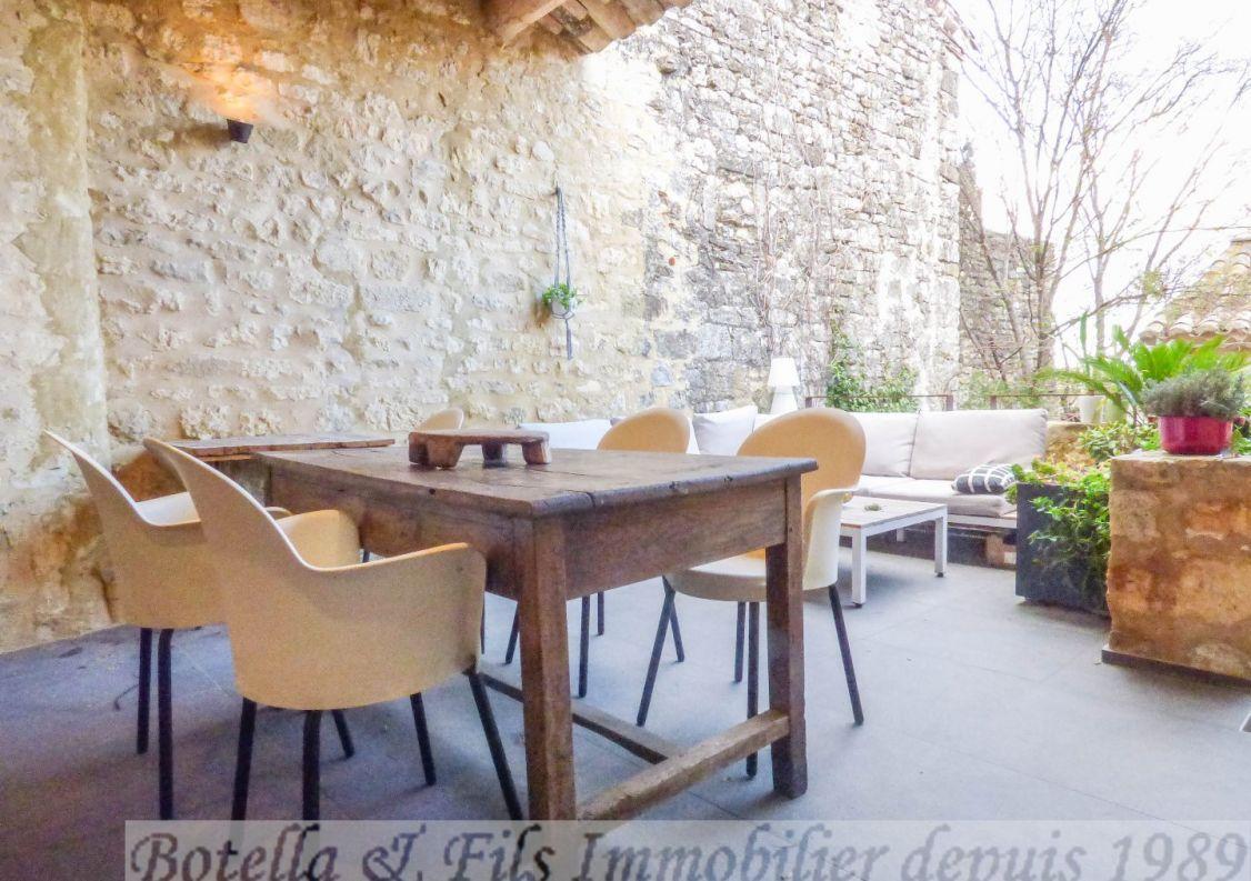 A vendre Maison de village Uzes   R�f 3014734617 - Botella et fils immobilier