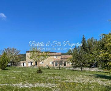 For sale  Barjac | Réf 3014734618 - Botella et fils immobilier prestige