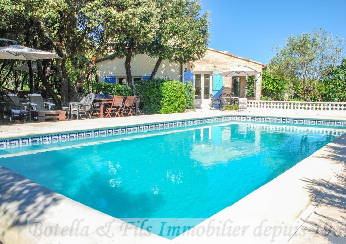 A vendre Maison contemporaine Uzes | Réf 3014734622 - Botella et fils immobilier prestige