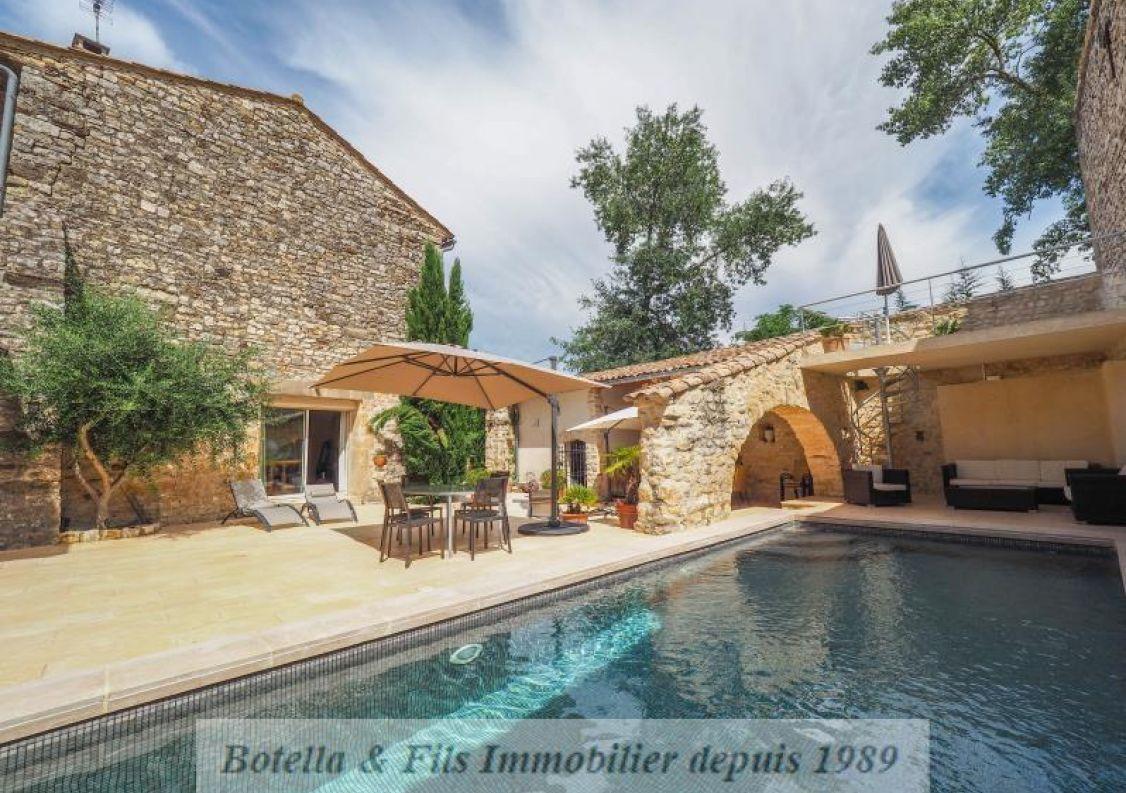 A vendre Demeure de ville et village Uzes | R�f 3014734630 - Botella et fils immobilier prestige
