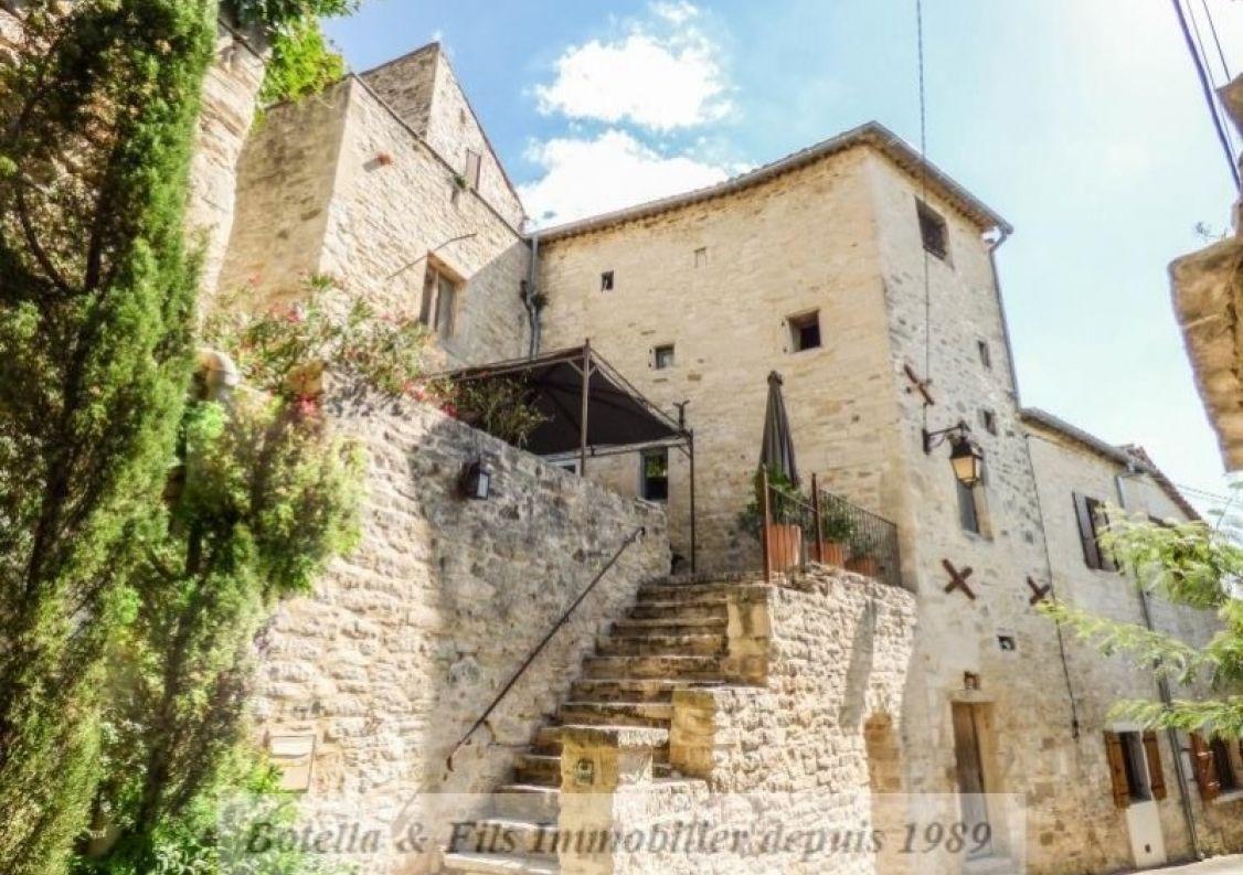 A vendre Demeure de ville et village Barjac | Réf 3014734632 - Botella et fils immobilier prestige